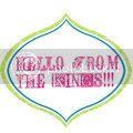Hellofromthekings