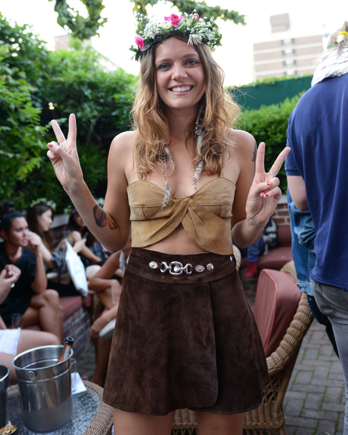 TOVE LO at Nycult & Fashion GPS Present Midsummer X NYNY in New York