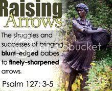 Raising Arrows Blog
