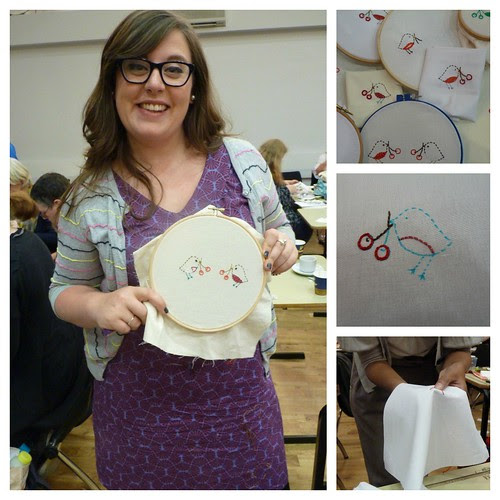 Embroidery with Aneela Hooey