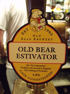 Old Bear, Estivator, England