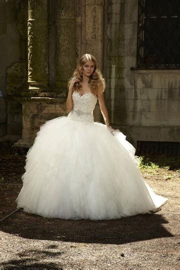 Eve Of Milady Eve Of Milady Style 1461 Wedding Dress   Tradesy