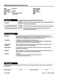 Loan Estimate page 3