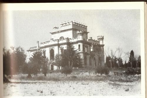 Palacio de la Sisla a principios del siglo XX
