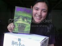 HP and The Half-Blood Prince and I