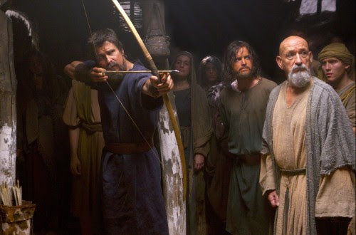 Ridley Scott Exodus movie Christian Review | Not faithful to the Bible