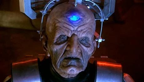 Nostalgia Filter: Review: Doctor Who 4.12/13: The Stolen ...