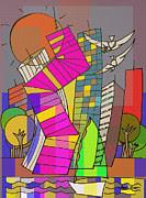 Artist  Singh - Skyline 8