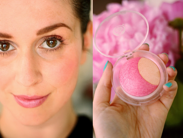 the body shop blush illuminizer duo
