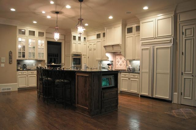 KITCHEN cabinets - Traditional - Kitchen - atlanta - by ...