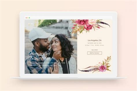 What Is The Best Site To Create My Wedding Website?