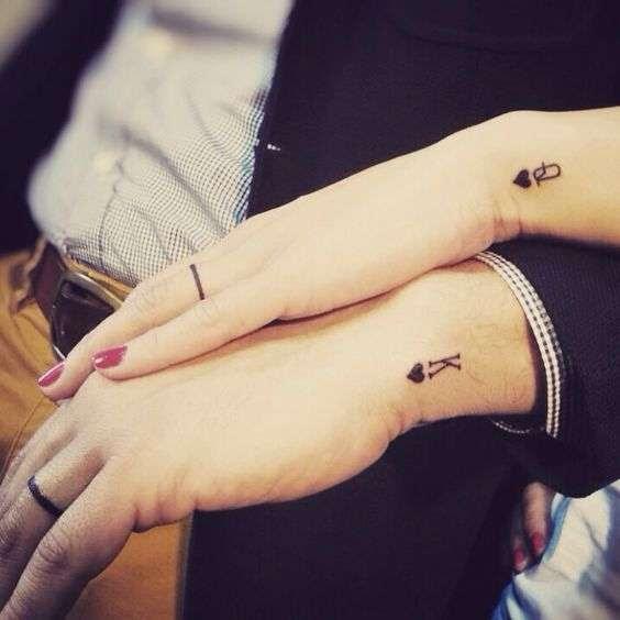Tatuajes Para Parejas 89 Ideas Para Tattoos De Amor