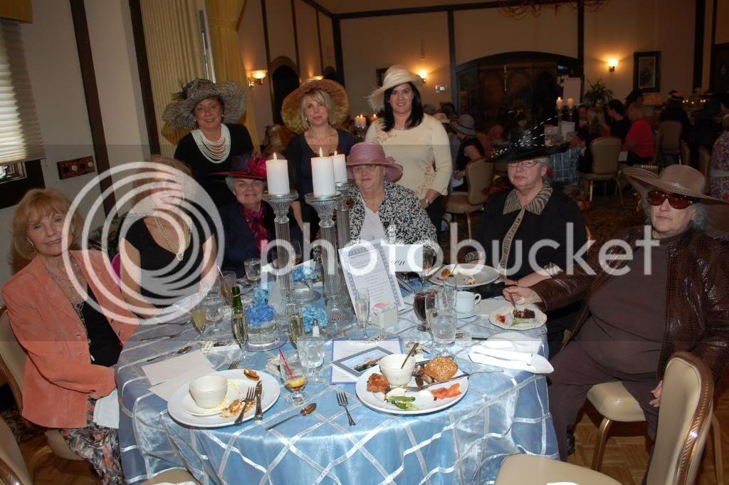 The Royal Wedding at The Smoke Rise Inn - Table 3