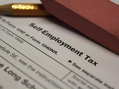 Self Employment Tax Form - Schedule SE