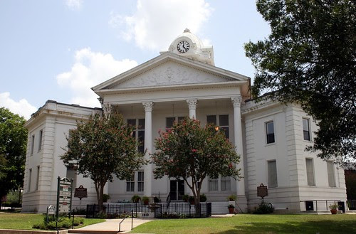 the vernon parish courthouse