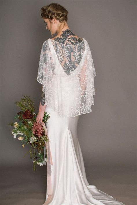 Best 25  Wedding cape veil ideas on Pinterest   Wedding