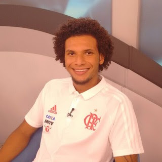 Willian Arão Flamengo Bem Amigos (Foto: Lucas Strabko)
