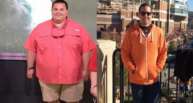 Depois de Ter 176 Kg, Ele Mudou a Dieta, Passou a se Exercitar e Perdeu 81 Kg em 10 Meses