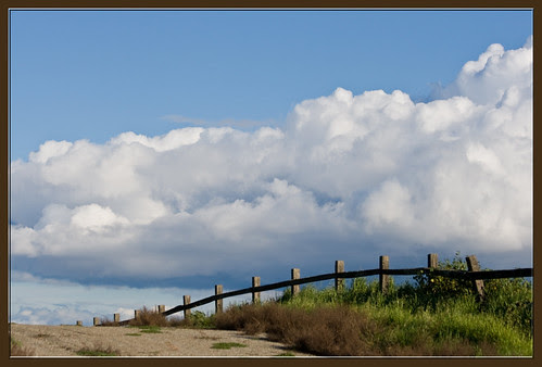 Fence in the Clouds