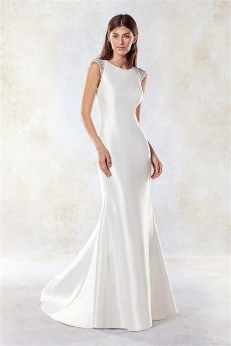 Fit n Flare   Eddy K Bridal Gowns   Designer Wedding