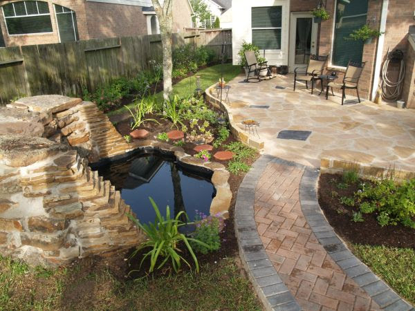 Outstanding Back Yard Landscaping Ideas for Small Yards 600 x 450 · 81 kB · jpeg