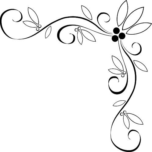 Free Beautiful And Simple Designs For Borders Download Free Clip Art Free Clip Art On Clipart Library