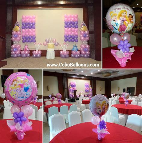 Disney Princess Balloon Decoration   Decoration For Home