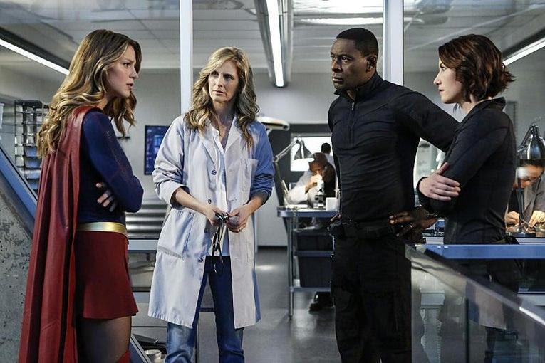 Image result for supergirl season 2 medusa review
