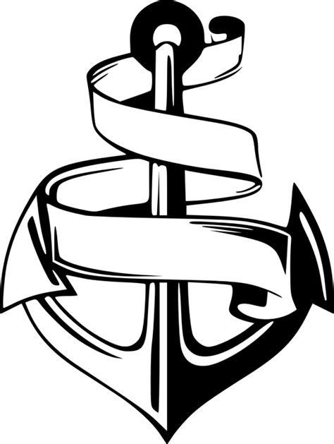jangkar bahari simbol gambar vektor gratis  pixabay
