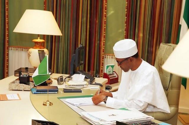 The President Buhari's Economic Plan For Nigeria
