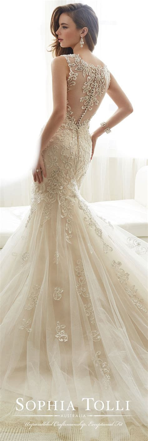Sophia Tolli Wedding Dresses 2019 for Mon Cheri   Bridal