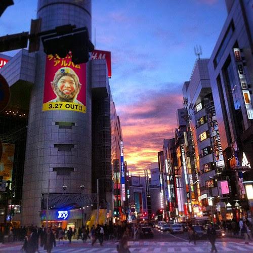Shibuya still surprises me