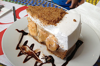 Manila - Banapple Praline Banana Cream Pie
