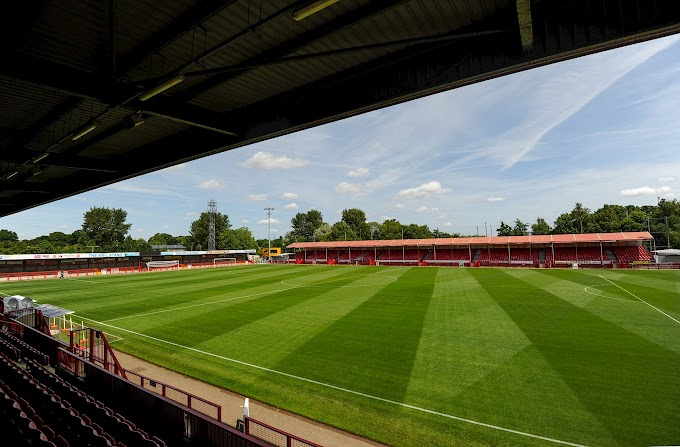 Crawley Town v Walsall Has a New Kick-Off Time