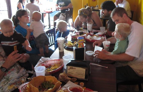 Tijuana Flats with Uncle Jon & Aunt Rhonda