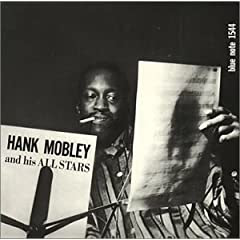 Hank Mobley The Missing Album cover