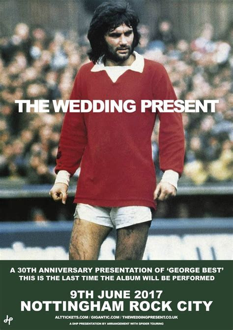 LeftLion   The Wedding Present   A 30th Anniversary