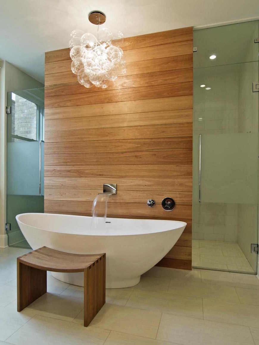 10 Fabulous Wooden Luxury Bathroom Ideas to Inspire You