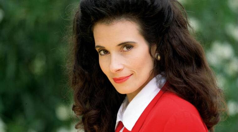 IMG THERESA SALDANA, Actress and Author