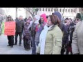Idle No More - ONE Heartbeat - Chanting