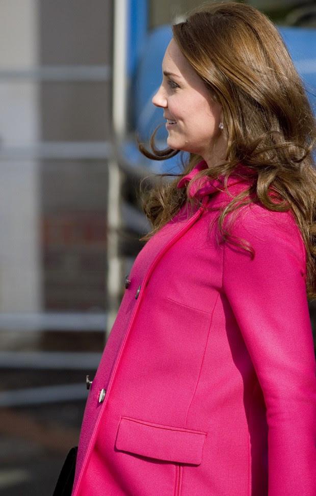 Kate Middleton (Foto: AP Photo Anthony Devlin/PA)