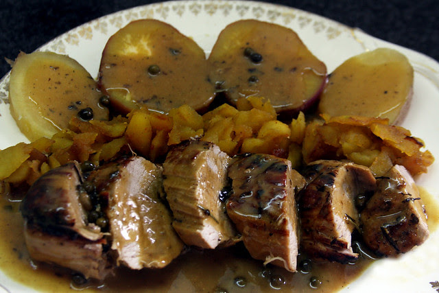 Solomillo en Salsa de Cítricos 205