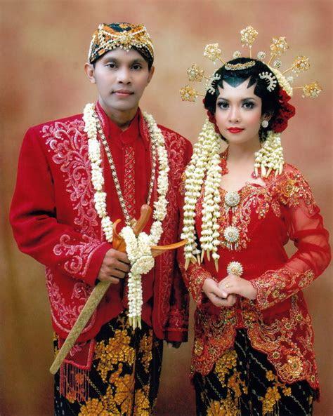 kebaya pengantin jawa baju pengantin muslim  model