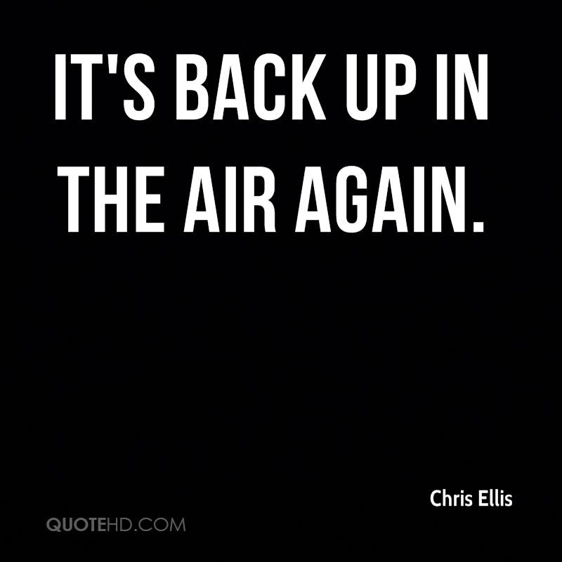 Chris Ellis Quotes Quotehd