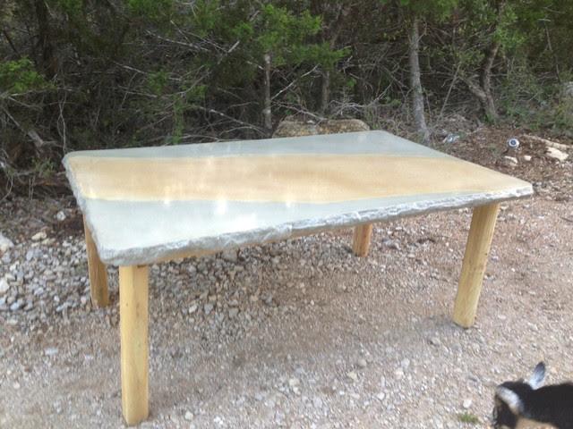 Concrete Jungle Patio Furniture & Fire Tables - tropical - outdoor