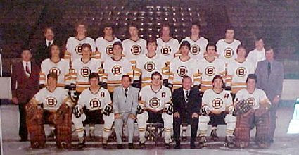 1977-78 New Westminster Bruins