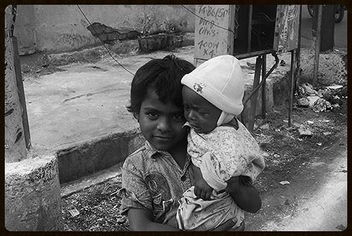 Street Urchins Hyderabad by firoze shakir photographerno1