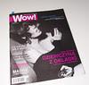 Wow! Magazine (September/wrzesień 2011), szafiarki, evergreen, wiecznie modna odzież, dodatki, wywiad, marchewkowa,