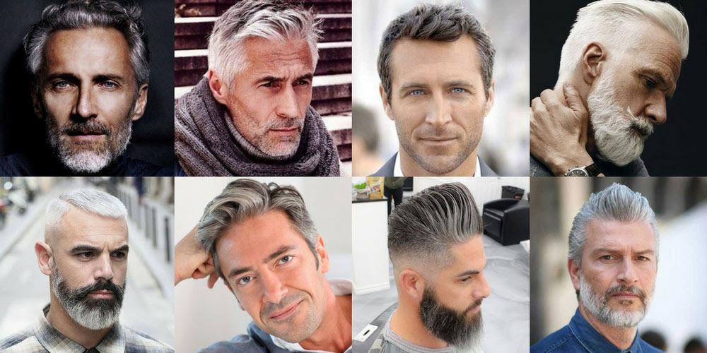 Beste Frisuren Für ältere Männer Friseur Konstanz Vip Friseure