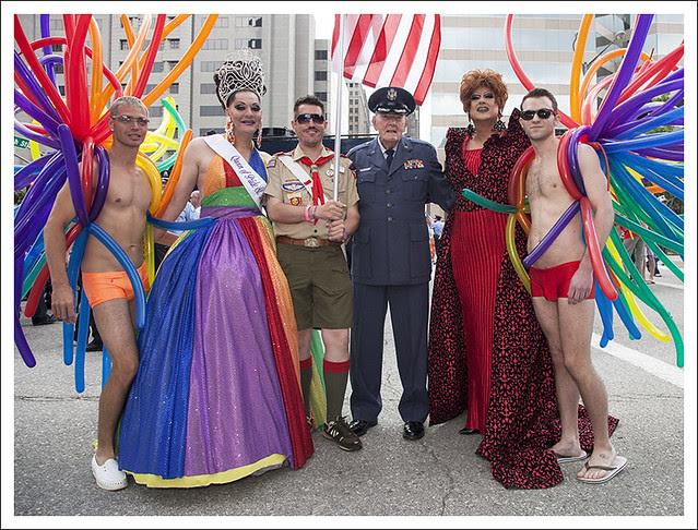 Pridefest Parade 2013 4